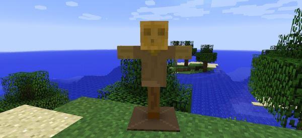 Test Dummy для Minecraft 1.9