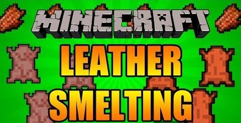 Yet Another Leather Smelting для Minecraft 1.9