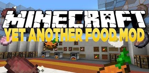 Yet Another Food для Minecraft 1.9