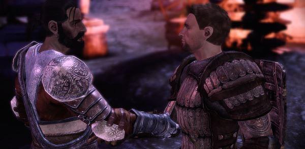 Fare ye well Duncan / Прощай, Дункан для Dragon Age: Origins