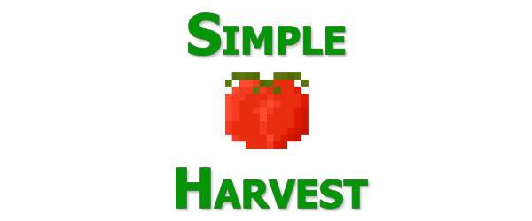 Simple Harvest для Minecraft 1.9