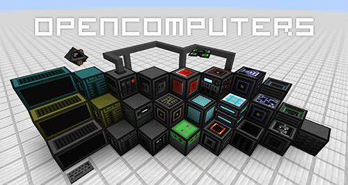Open Computers для Minecraft 1.8.9