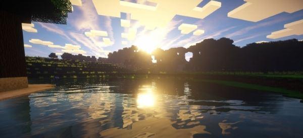 Parfait для Minecraft 1.8.9