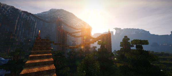 LB PhotoRealism Reload для Minecraft 1.8.9