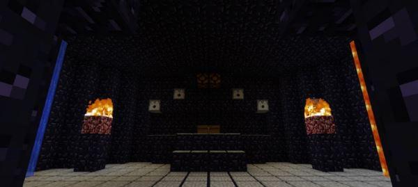 Dungeon Pack для Minecraft 1.8