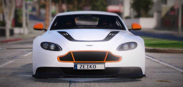 Aston Martin GT12 2015 для GTA 5