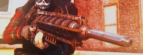 Гаусс-винтовка XM73 / XM73 Gauss Rifle для Fallout 4