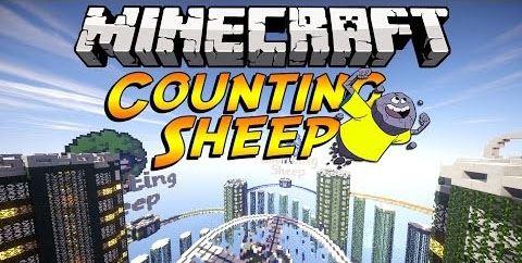 CountingSheep для Minecraft 1.8.9