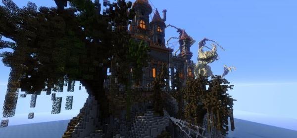 Bone Hollows для Minecraft 1.8.9