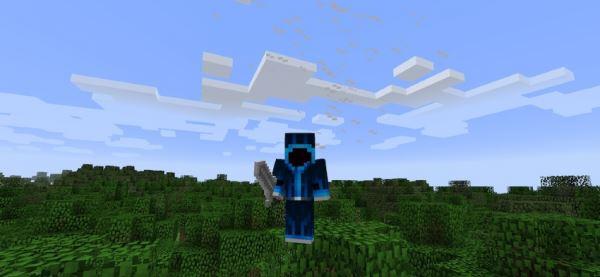Admin Weapons для Minecraft 1.9