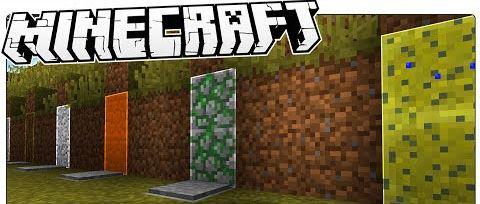 Forgotten Blocks для Minecraft 1.8.9