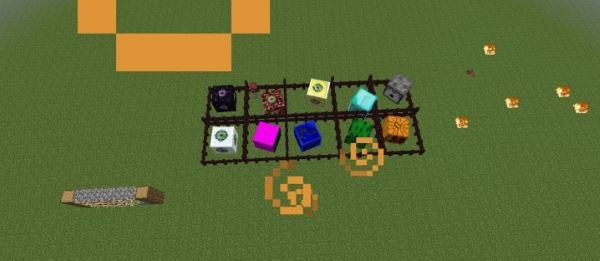 Living Block Monsters для Minecraft 1.8