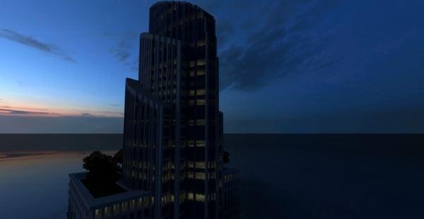 Regal Tower для Minecraft 1.8.9