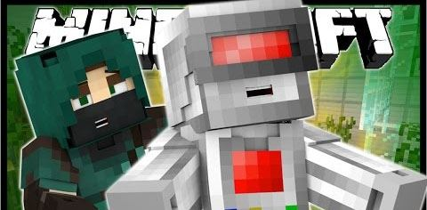Me and my Robot для Minecraft 1.8.9