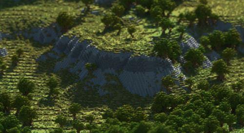 Fahari Highlands для Minecraft 1.9.2