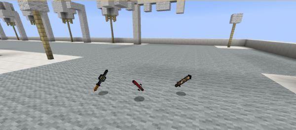 Cool Swords для Minecraft 1.8.9