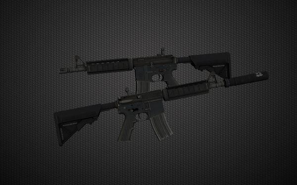 M4A1 для Fallout: New Vegas