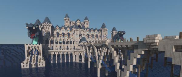 Poseidon's Tomb для Minecraft 1.9.2