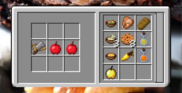 Cooking for Blockheads для Minecraft 1.9