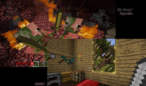 SpawnCommands для Minecraft 1.7.10