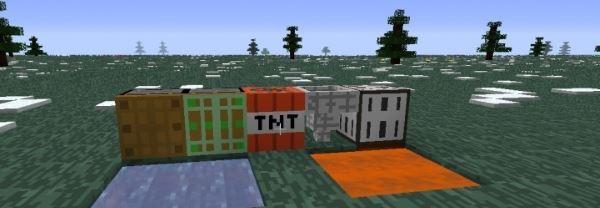 JonesyCraft для Minecraft 1.8.9