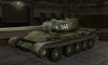 Т-44 #20 для игры World Of Tanks