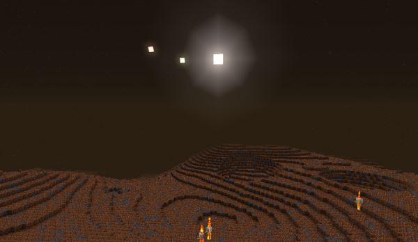 Вторая сборка модов от TradeRallo для Minecraft 1.7.10