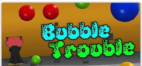 Bubble Trouble для Minecraft 1.9.2