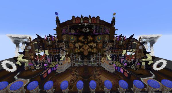 Lucifre для Minecraft 1.9.2