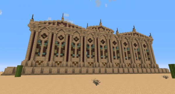 Temple of Erolith для Minecraft 1.9.2