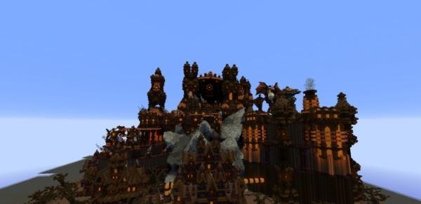 Pumpkin Factory для Minecraft 1.8.9