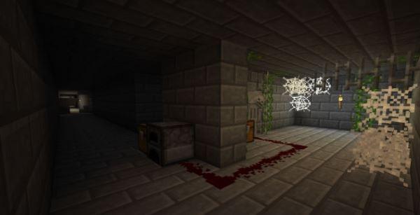 The Mine для Minecraft 1.8.9