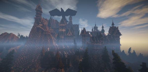 Brukenthal для Minecraft 1.8.9