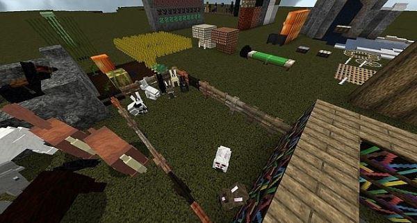 Skyrim by SrZambie для Minecraft 1.9.2