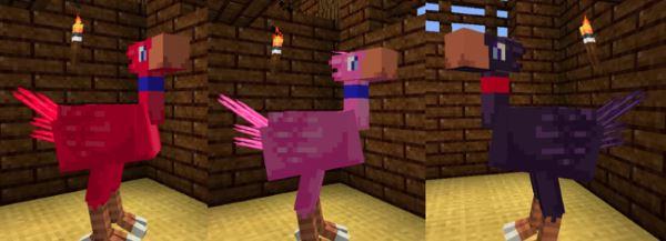 ChocoCraft для Minecraft 1.8