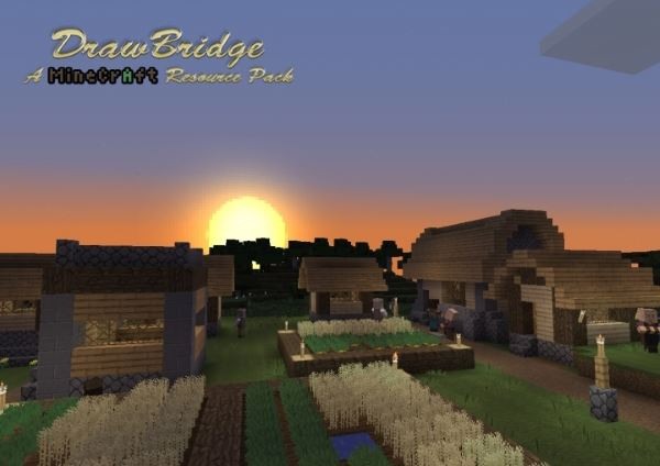 DrawBridge для Minecraft 1.8.9