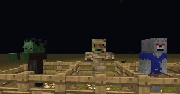 Halloween 2015 для Minecraft 1.7.10