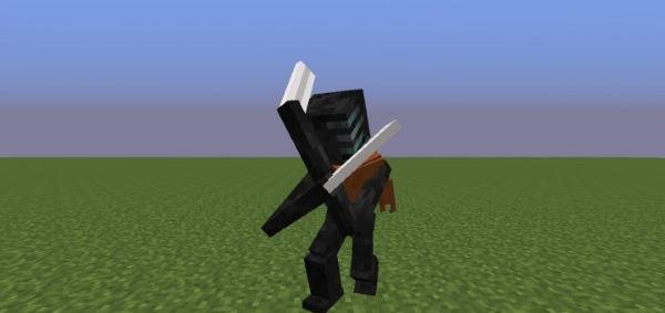 The Morbid Harvester Reborn для Minecraft 1.7.10