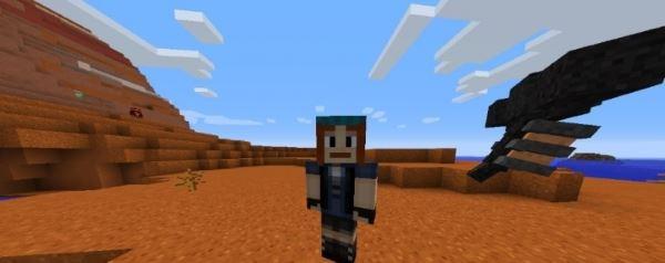 Minecraft Story Mode для Minecraft 1.8
