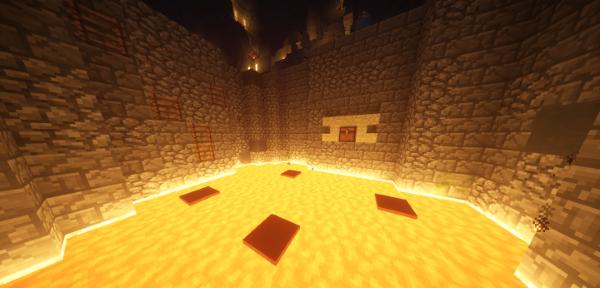Mines of Despair для Minecraft 1.8.9