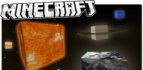 The Solar System для Minecraft 1.8.8