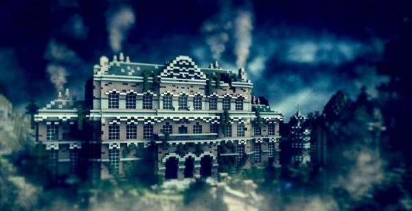 The Asylum для Minecraft 1.8