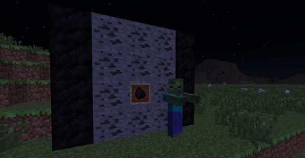 Ore Zombies для Minecraft 1.8