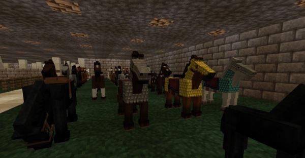 Lord Trilobite's Norsecraft для Minecraft 1.8.9