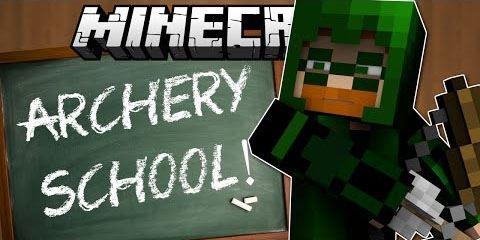 Archery School для Minecraft 1.8.9