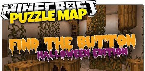 Find The Button: Halloween Edition для Minecraft 1.8