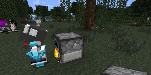 littleMaidMob для Minecraft 1.8