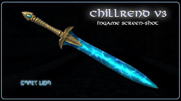 Chillrend для TES V: Skyrim