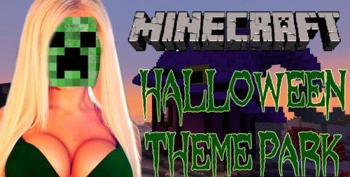 Halloween Overhaul для Minecraft 1.8.9