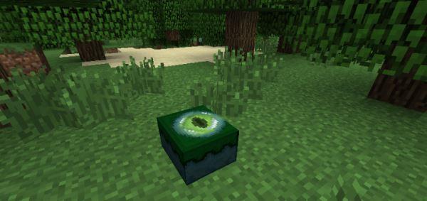 Dimensional Cake для Minecraft 1.8.9